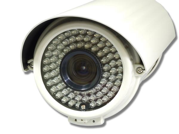 レンズ・赤外線LED