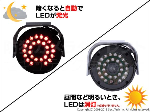 LED発光イメージ2
