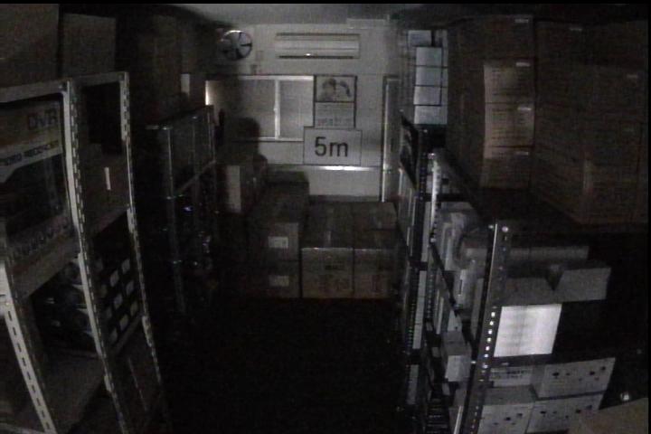夜間【広角】撮影